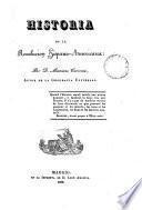 Historia de la revolucion hispano-americana: por M. Comente [sic]. Discurso prelim. [and] 3 tom