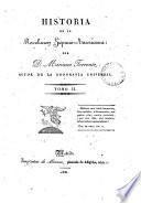 Historia de la Revolution Hispano-Americana Tomo II