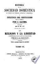 Historia de la sociedad doméstica..., 2