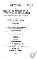 Historia de la Tierra Santa desde la mas remota antiguedad hasta el ano de 1839