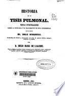 Historia de la tisis pulmonar