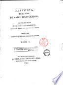 Historia de la vida de Marco Tulio Ciceron, escrita en ingles por Conyers Middleton, ... traducida por don Joseph Neicolas de Azara