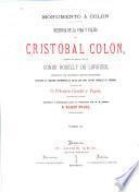 Historia de la vida y viajes de Cristobal Colon