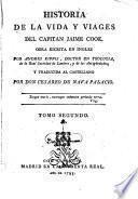 Historia de la vida y viajes del capitán Jaume Cock