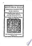 Historia de la Virgen Madre de Dios Maria