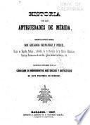Historia de las antigüedades de Mérida