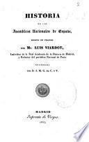 Historia de las Asambleas Nacionales de España