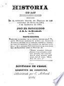 Historia de las enfermedades observadas en el Ejercito Grande de Francia en las campañas de Rusia en 1812, y de Alemania en 1813