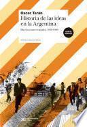 Historia de las ideas en la Argentina
