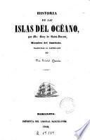 Historia de las islas del océano