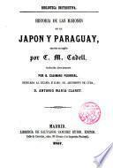 Historia de las misiones en el Japón y Paraguay