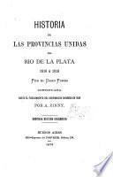 Historia de las Provincias Unidas del Río de la Plata, 1816 a 1818