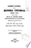 Historia de las Revoluciones (1856 - XXXVIII, 561 p.)