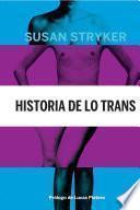 Historia de lo trans
