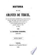 Historia de los amantes de Teruel