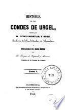 Historia de los Condes de Urgel, 2