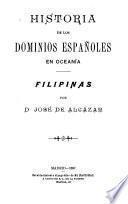 Historia de los dominios españoles en Oceanía