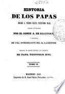 Historia de los papas: (296 p.)