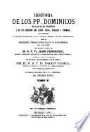 Historia de los PP. dominicos en las islas Filippinas...