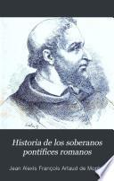 Historia de los soberanos pontífices romanos