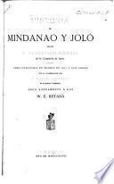 Historia de Mindanao y Joló