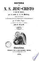 Historia de N.S. Jesu Cristo y de su siglo, 2