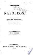 Historia de Napoleon, 3