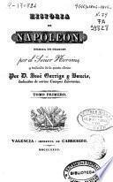 Historia de Napoleón: t. 3, t. 4, t. 5