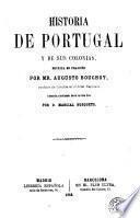 Historia de Portugal y de sus colonias