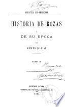 Historia de Rozas y de su época