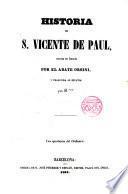 Historia de S. Vicente de Paul