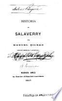 Historia de Salaverry