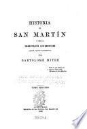Historia de San Martín y de la emancipación sud-americana (según nuevos documentos)