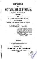 Historia de Santa Isabel de Hungría, Duquesa de Turingia (1207-1231), 1