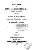 Historia de Santa Isabel de Hungría, Duquesa de Turingia (1207-1231)