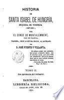 Historia de Sta. Isabel de Hungria Duquesa de Turingia, 2