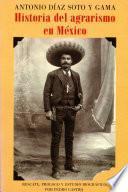 Historia del agrarismo en México