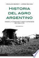 Historia del agro argentino