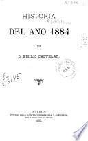 Historia del año 1884