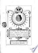 Historia del apostol de Iesus Christo Santiago Zebedeo patron y capitan general de las España