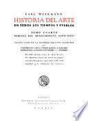 Historia del arte en todos los tiempos y pveblos: Periodo del renacimiento (1400-1550)