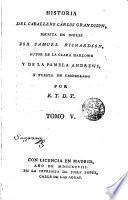 Historia del caballero Carlos Grandisen, 5