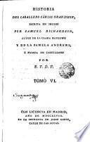 Historia del caballero Carlos Grandisen, 6