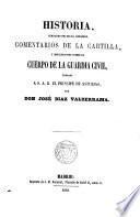 Historia del Cuerpo de la Guardia Civil