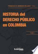 Historia del derecho público en Colombia