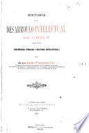 Historia del desarrollo intelectual en Chile (1541-1810)