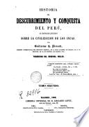 Historia del descubrimento y conquista del Perú, 2