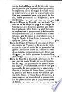Historia del duque de Riperdá, primer ministro de España en el reynado del señor Felipe Quinto ...