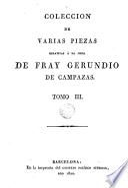 Historia del famoso predicador Fray Gerundio de Campazas alias Zotes, 3