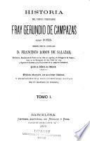 Historia del famoso predicador Fray Gerundio de Campazas alias Zotes